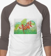 Thai Tropical Flowers T-Shirt