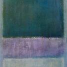 Lilac, Teale & Sage  by Annie Finn