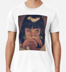 Pulp Fiction - Mia Wallace Premium T-Shirt