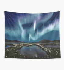Northern Lights Wall Tapestry