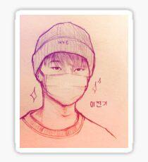 Lee Jinki Sticker