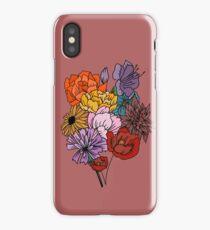 Flower Bouquet iPhone Case/Skin