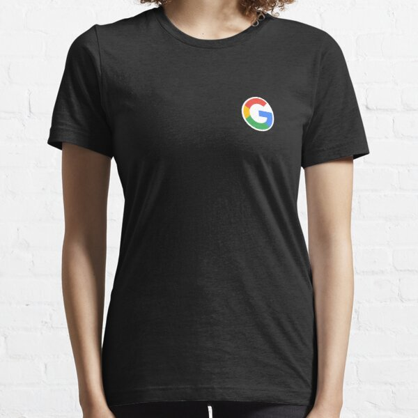 """New Google """"G"""" Logo (September 2015) - Clear, High-Quality, Large Essential T-Shirt"""