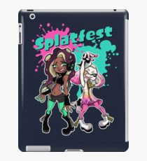 SPLATFEST iPad Case/Skin