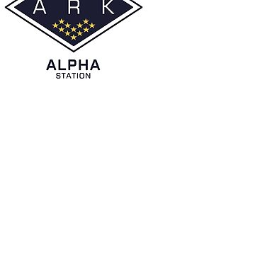 The Ark - Alpha Station by laurauroraa