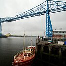 Transporter Bridge , Middlesbrough by dougie1