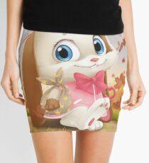 Happy Schnuffelienchen Mini Skirt