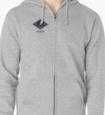 The Ark - Prison Station Zipped Hoodie