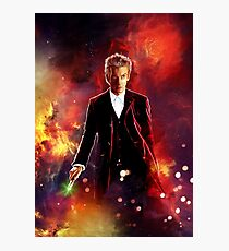 The 12th Doctor Photographic Print