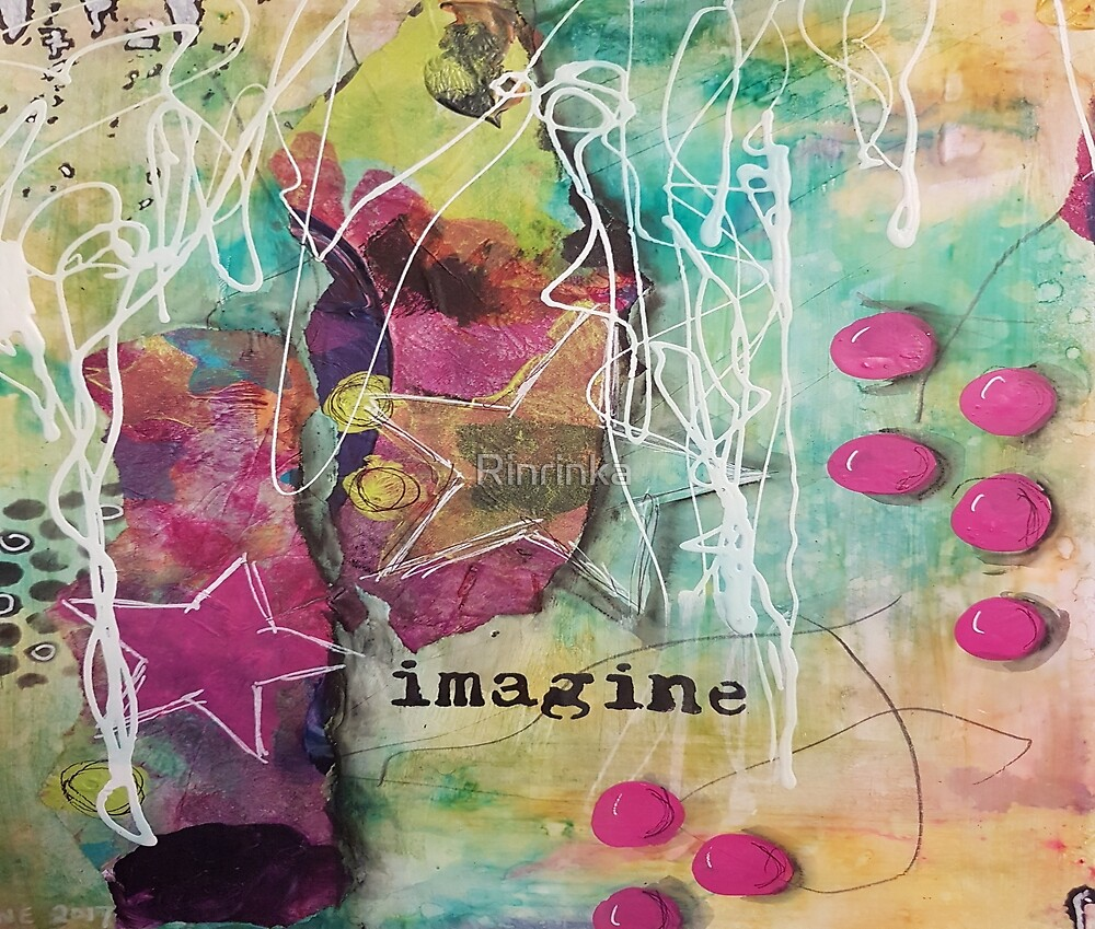 IMAGINE by Rinrinka