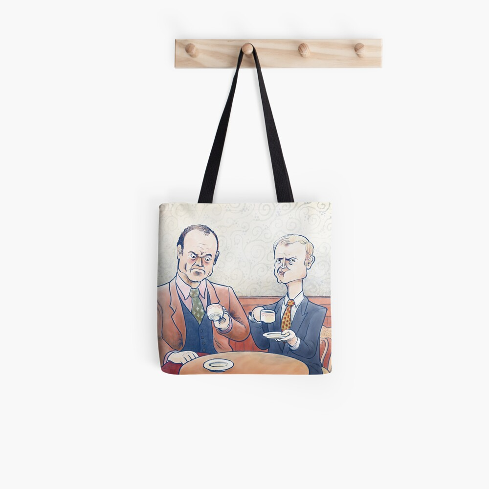 Crane Brothers: This Coffee... Tote Bag