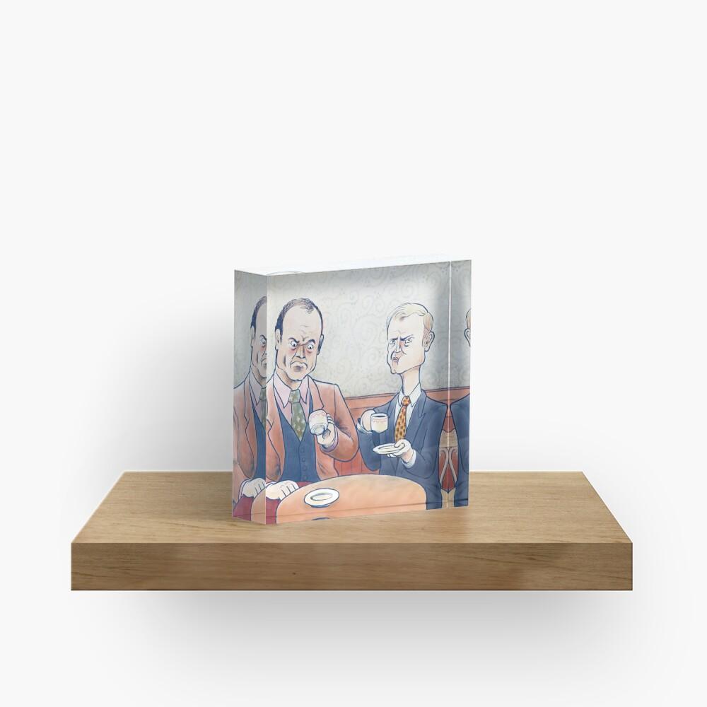 Crane Brothers: This Coffee... Acrylic Block