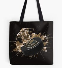 Las Vegas Golden Knights puck Tote Bag