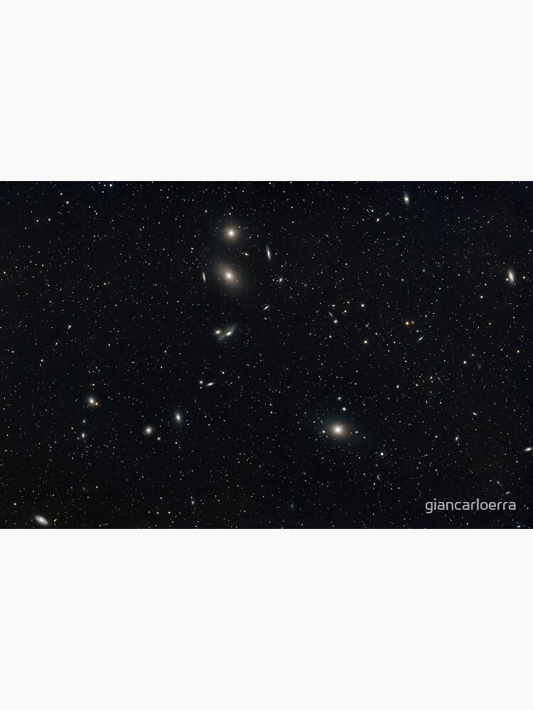 Virgo Galaxies Cluster by giancarloerra