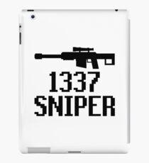 1337 Sniper (Elite) iPad Case/Skin