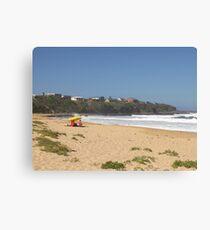 Beach Patrol Canvas Print