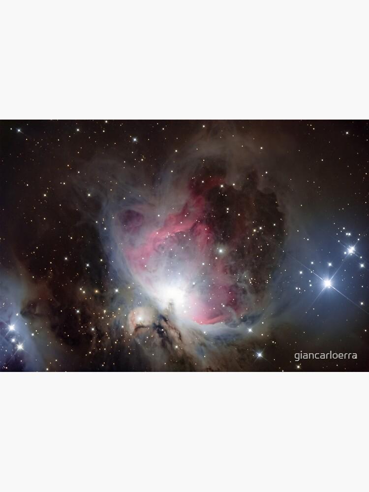 Orion Nebula by giancarloerra