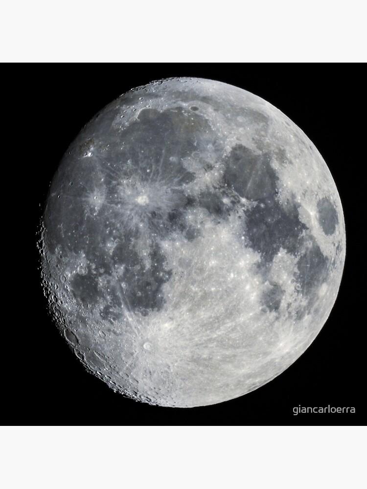 Moon by giancarloerra