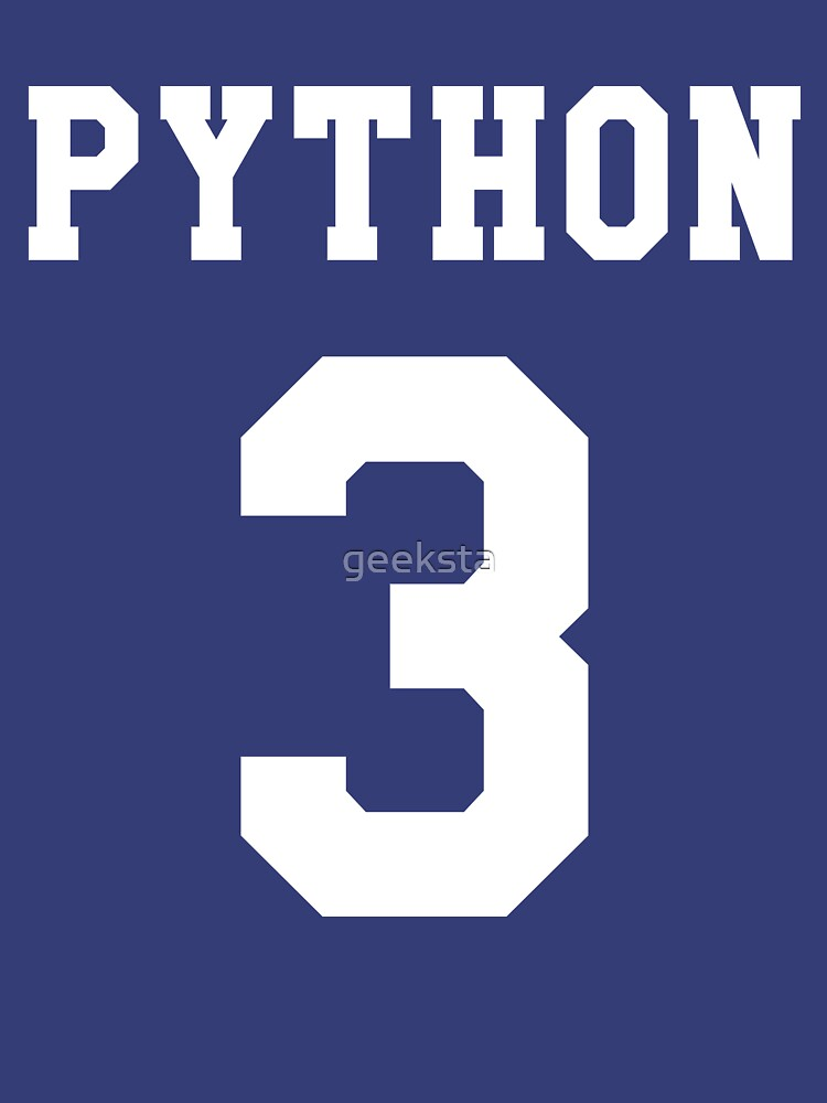 Python 3 - White College Style Design for Python Programmers by geeksta