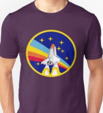 rainbow shuttle T-Shirt