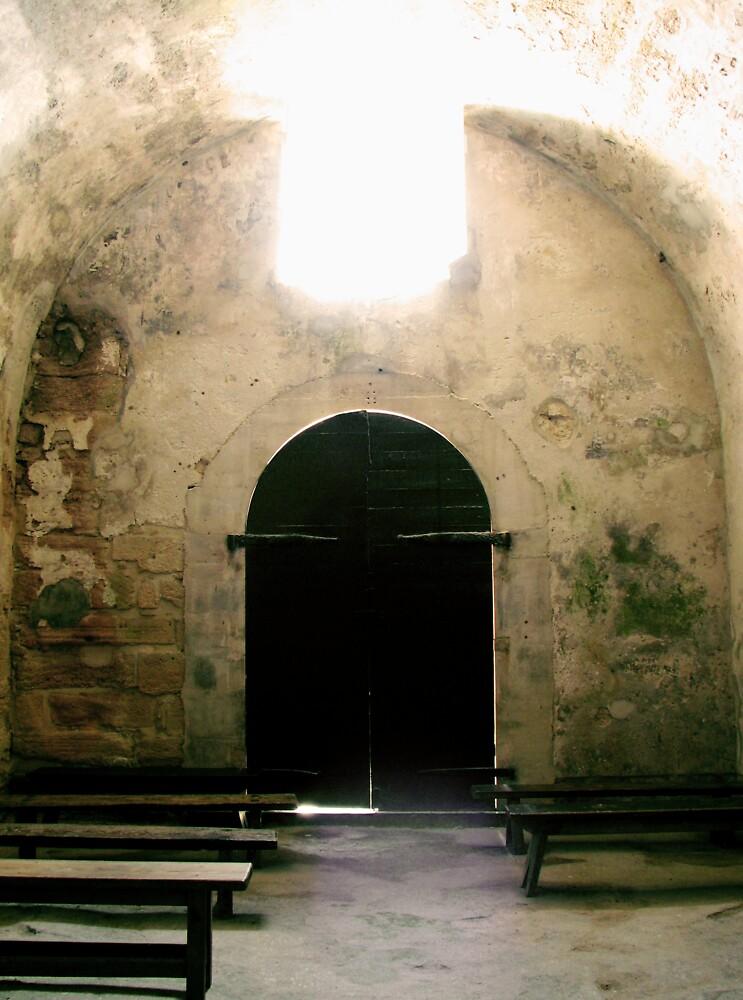 Chapel by Rebecca Cruz