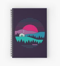 Back to Basics Spiral Notebook