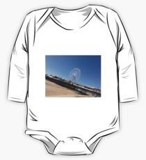 Blackpool, Lancashire, England One Piece - Long Sleeve
