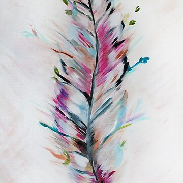 Feather Art by PIY