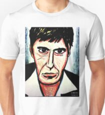 Scarface by THE SPILT INK Unisex T-Shirt