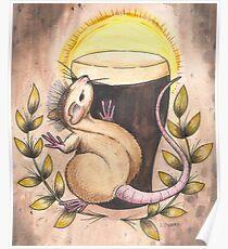 rat'n'stout Poster