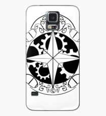 Steampunk compass Case/Skin for Samsung Galaxy
