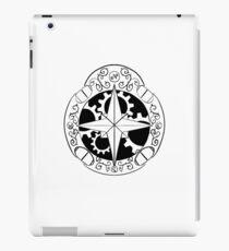 Steampunk compass iPad Case/Skin
