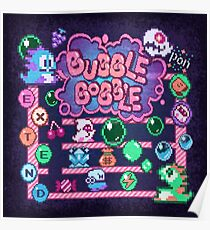 Bobble Bubble Poster