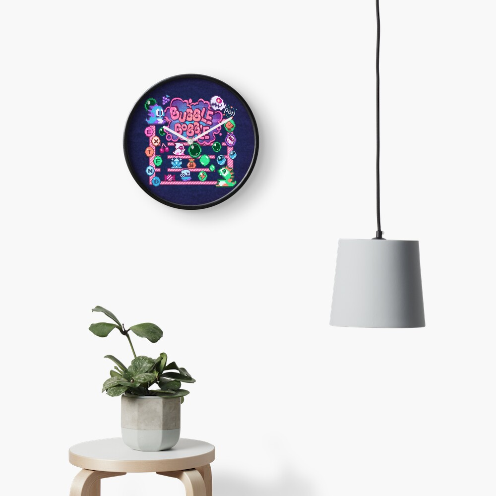 Bobble Bubble Clock
