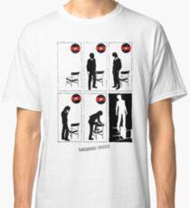 Throbbing Gristle: Centro Iberico Redraw Classic T-Shirt