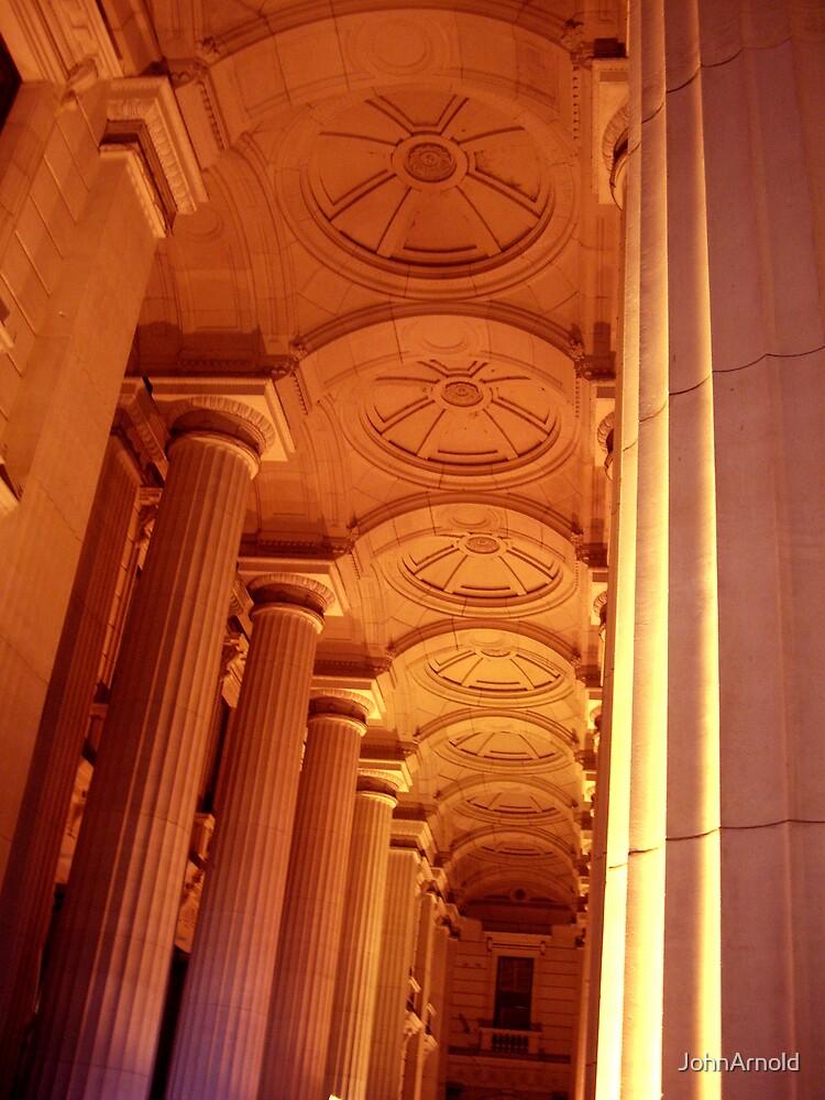 Parliament Pillars by JohnArnold