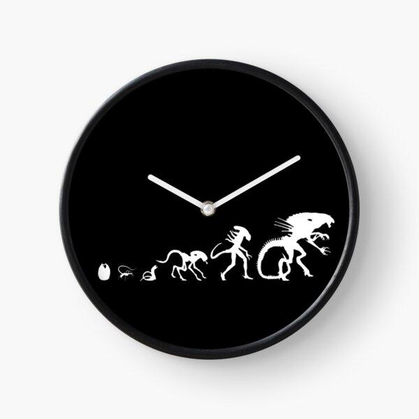 Alien Evolution Clock