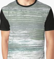 Philippine gray abstract watercolor background Graphic T-Shirt