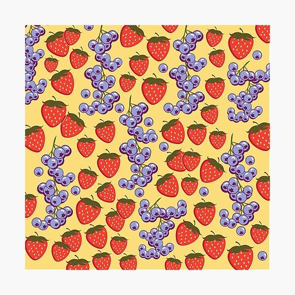 Juicy Fruit Photographic Print