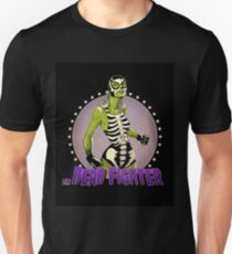 Dead Fighter (purple version) T-Shirt