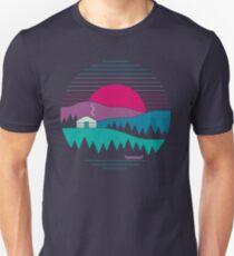 Zurück zum Wesentlichen Slim Fit T-Shirt