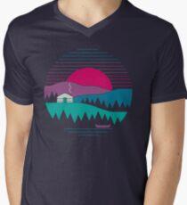 Back to Basics Men's V-Neck T-Shirt