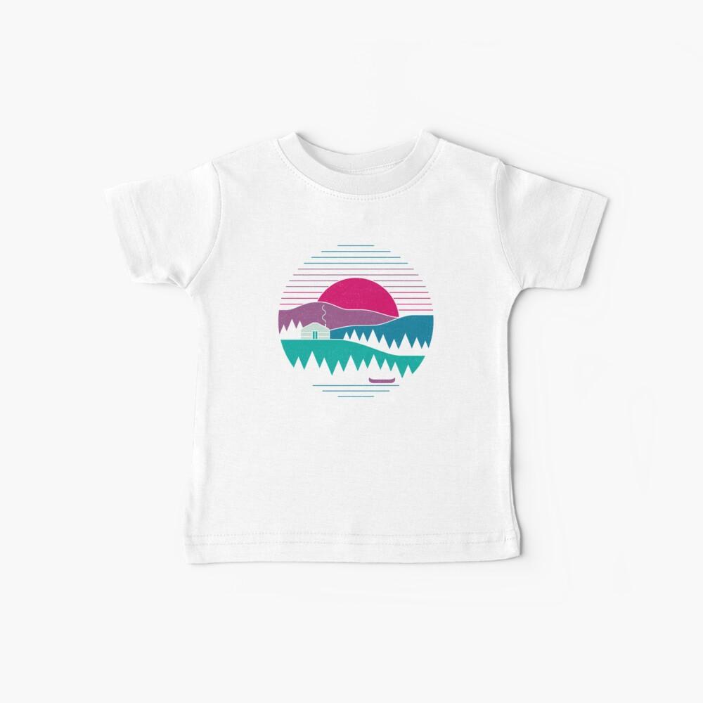 Zurück zum Wesentlichen Baby T-Shirt