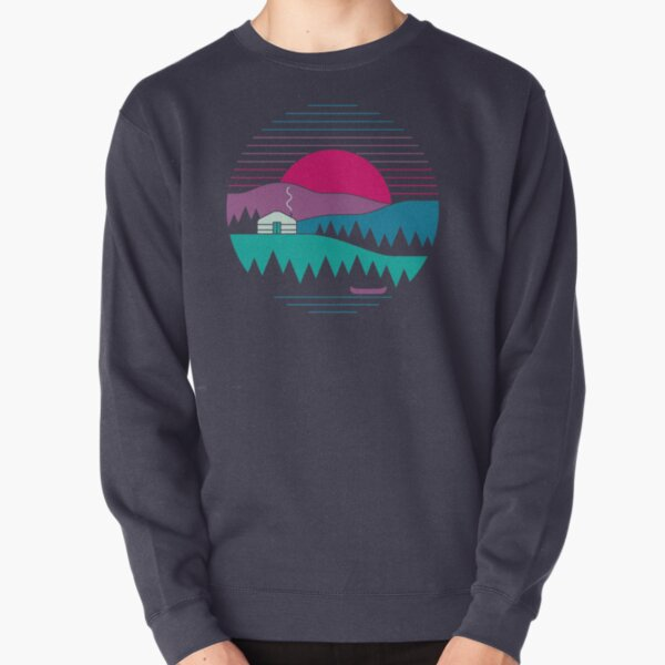 Back to Basics Pullover Sweatshirt