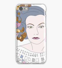 Diva iPhone Case/Skin