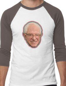 Bernie Sanders 2016 Socialist Progressive Democrat Men's Baseball ¾ T-Shirt