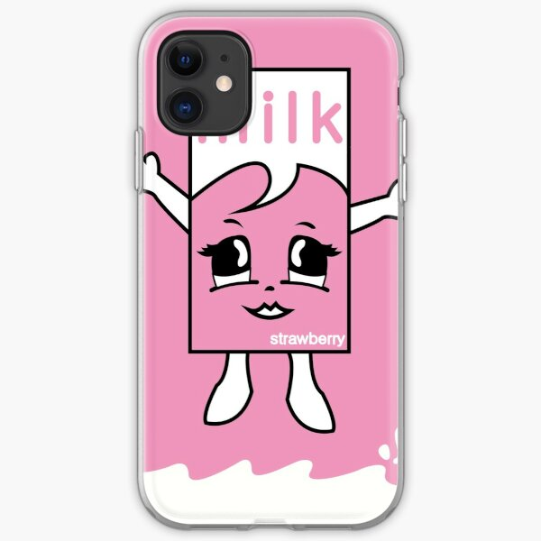 MIlk Girl iPhone Soft Case