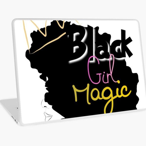 Black Girl Magic Laptop Skin