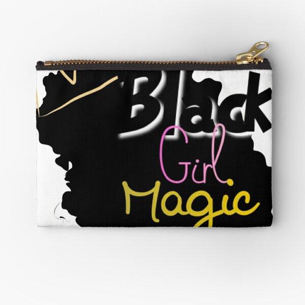 Black Girl Magic Zipper Pouch