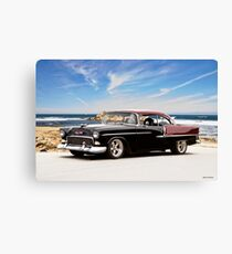 1955 Chevrolet Bel Air 'Nor Cal Style' Canvas Print